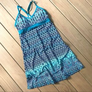Athleta Turquoise Dress